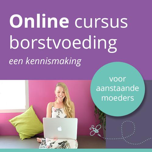 Online cursus borstvoeding